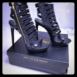 MISS L BY LILIANA- MODA Platform Heels